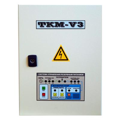 Автоматика ТКМ-V3 с ИУ3с + ПБ3-10 (EG5500) в Дедовске