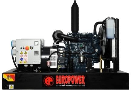 Генератор дизельный Europower EP 163 DE в Дедовске