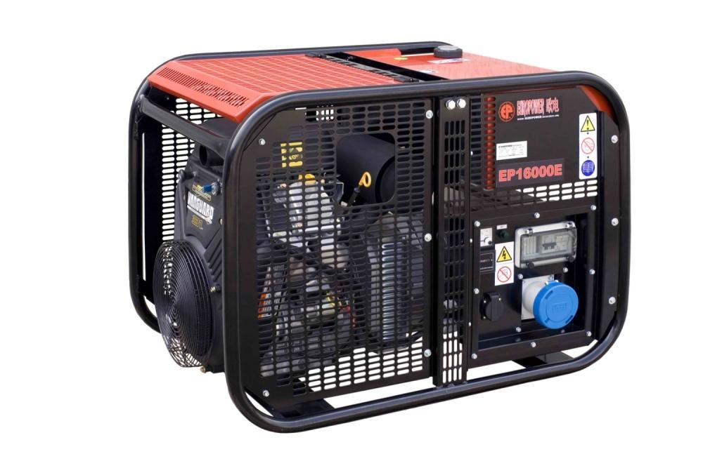 Генератор бензиновый Europower EP 16000 E в Дедовске