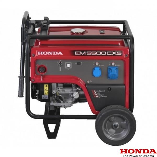 Honda EM5500 CXS 1 в Дедовске